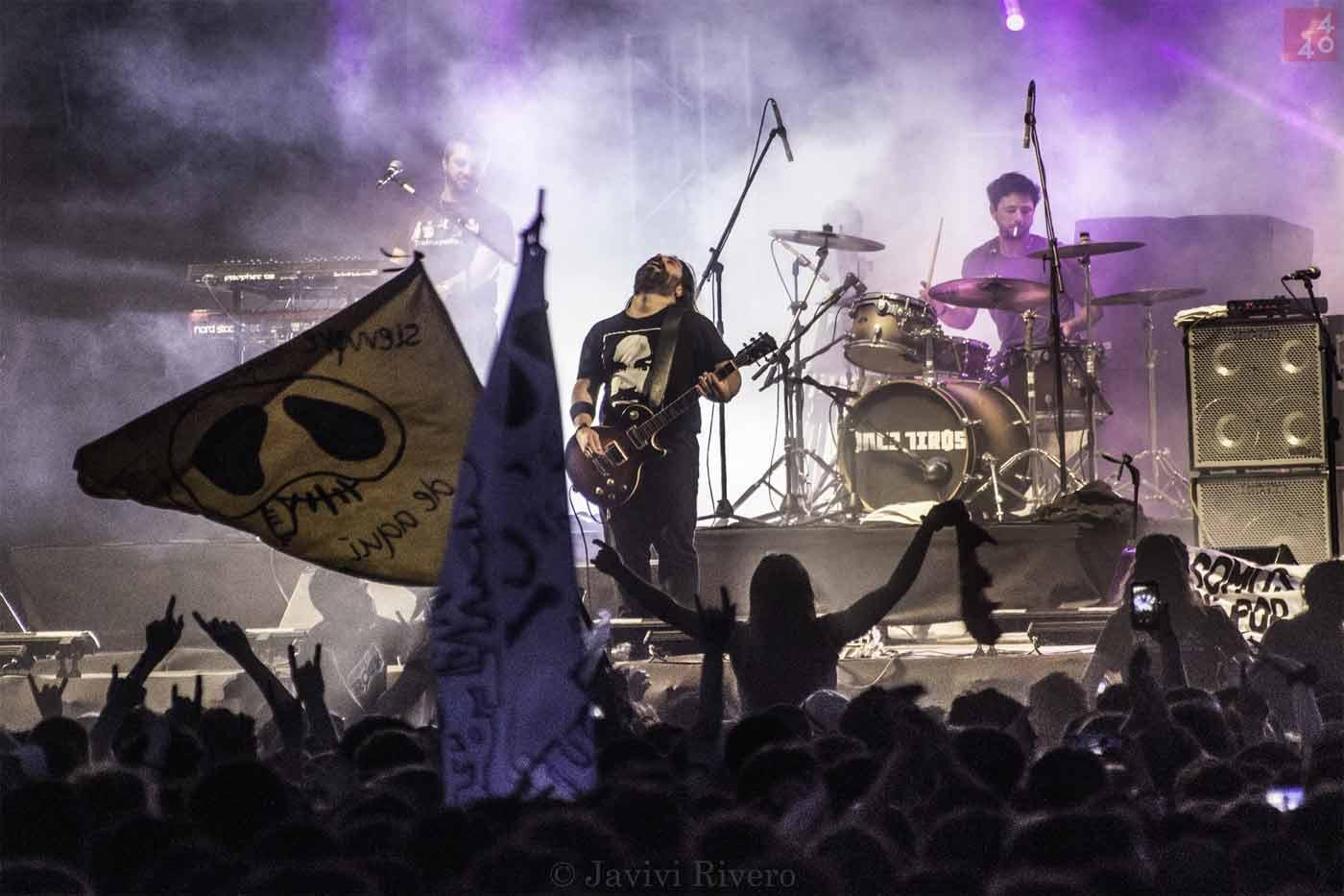 Montevideo Rock - Escenario Montevideo