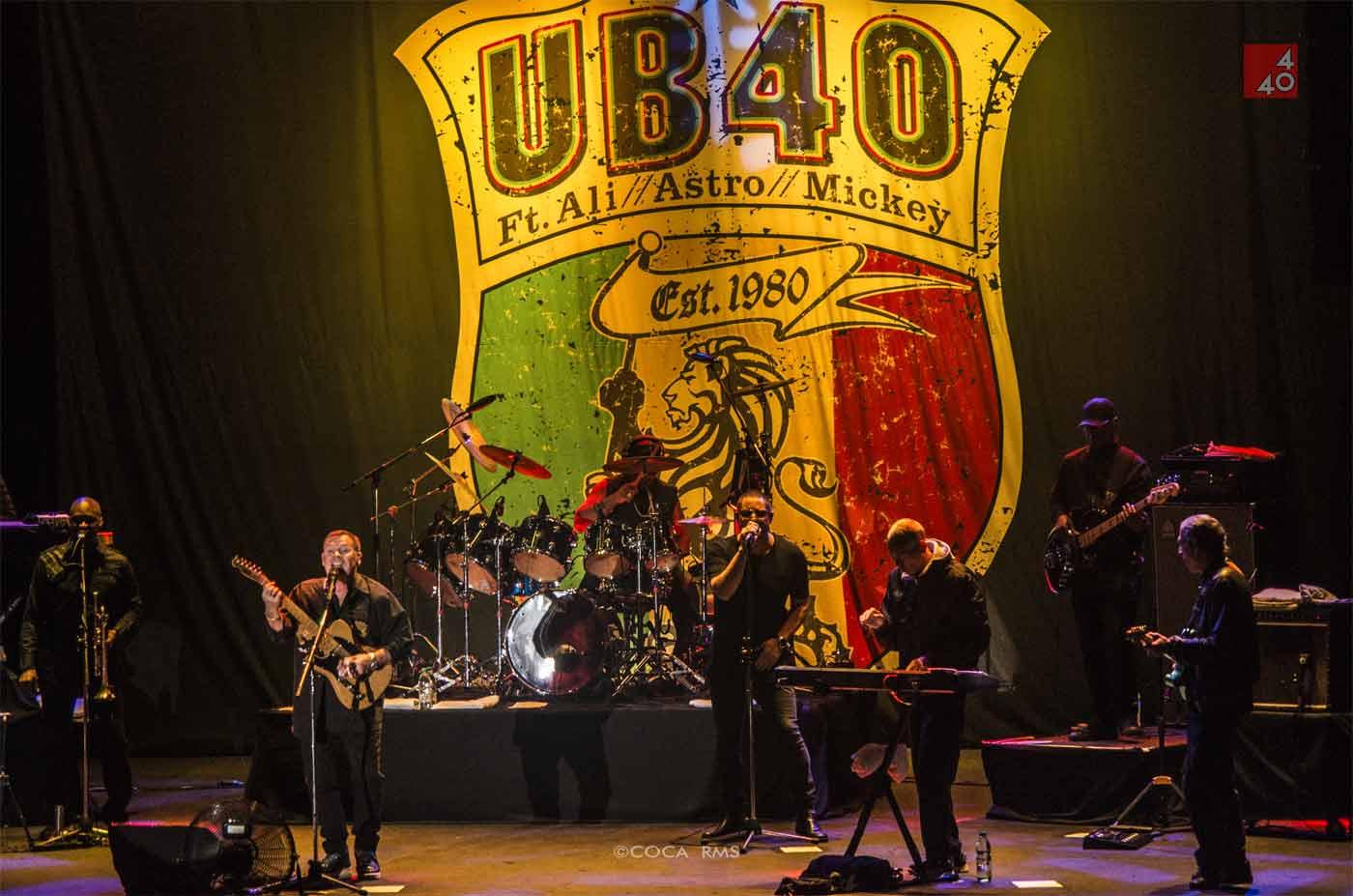 UB40 en Teatro de Verano
