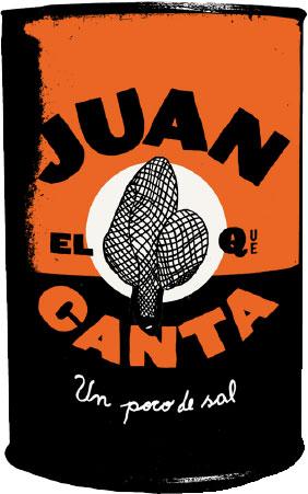 """Juan el que Canta presenta """"Un Poco de Sal"""""""
