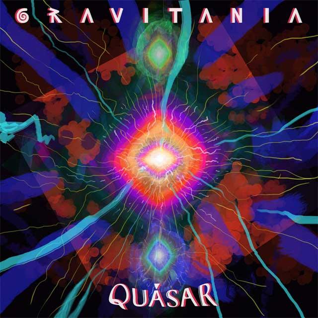 "Gravitania presenta ""Quásar"""