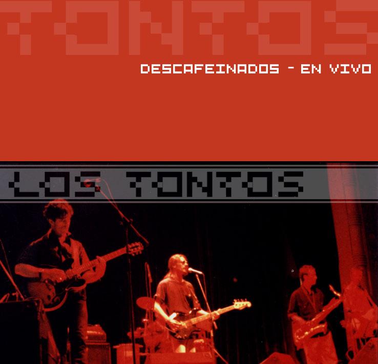 """Álbum """"Los Tontos Descafeinados"""", de Los Tontos"""
