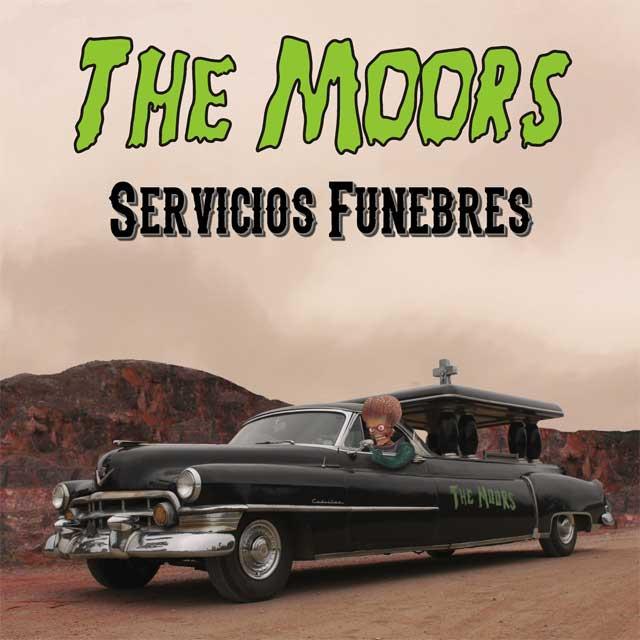 """The Moors presenta """"Servicios Fúnebres"""""""