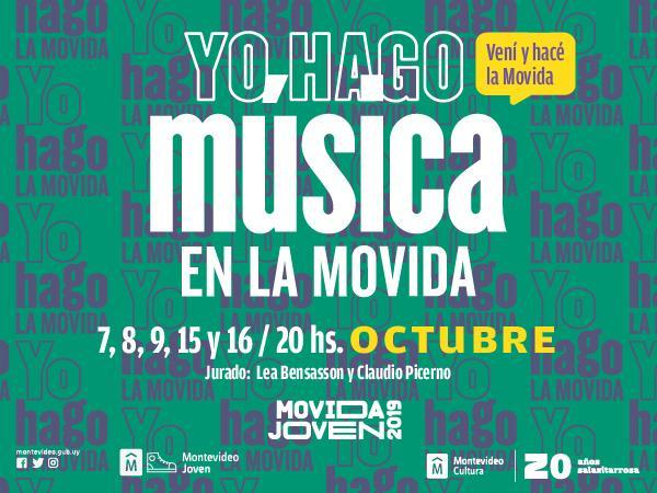 Movida joven - Encuentro de música
