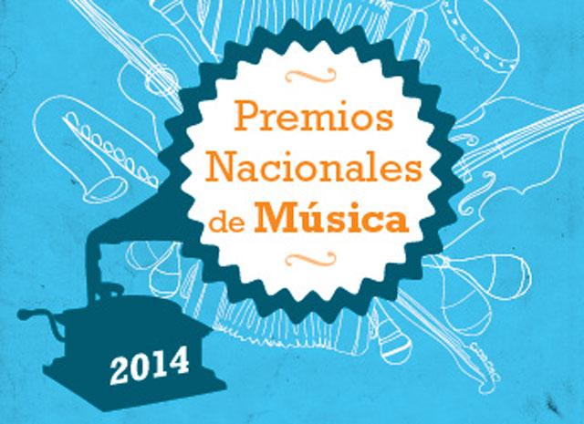 Premios Nacionales de Música 2014