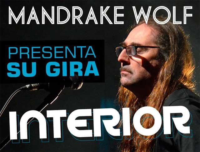 """Alberto """"Mandrake""""  Wolf"""