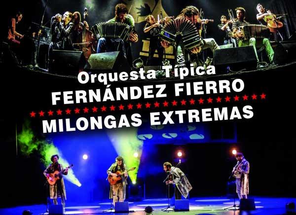 La Orquesta Típica Fernández Fierro