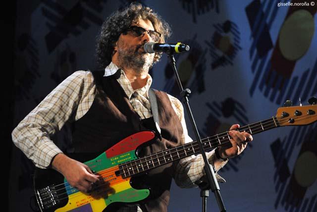 Miguel Gritar, de El Cuarteto de Nos