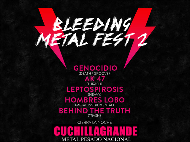 Bleeding Metal Fest 2