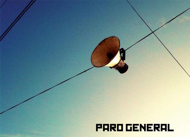 Paro General presenta su disco debut