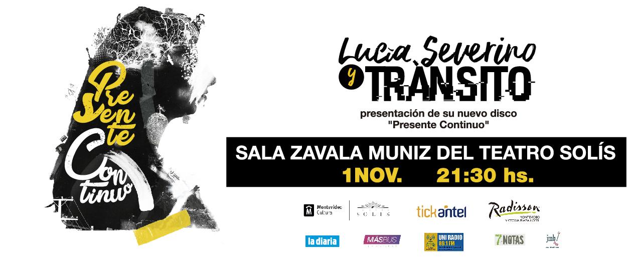 """Lucía Severino y Tránsito presenta """"Presente Continuo"""""""