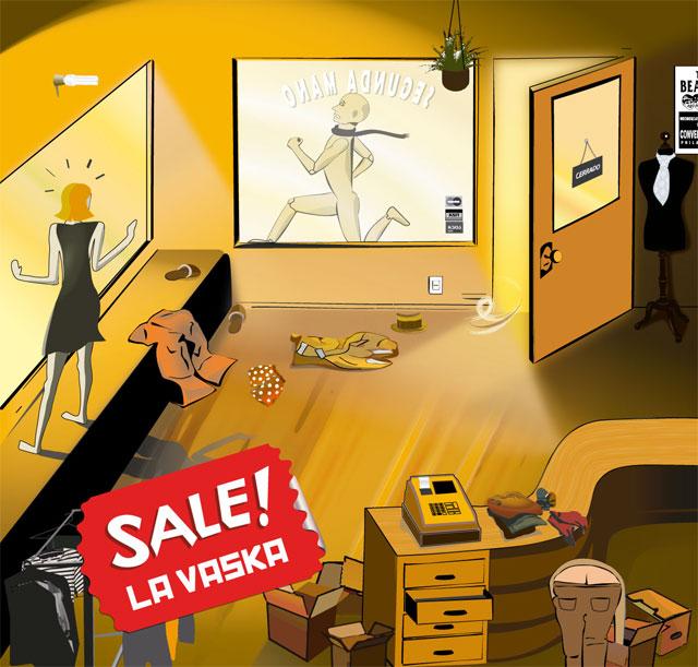 La Vaska presenta Sale!