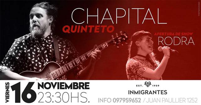 Chapital Quinteto