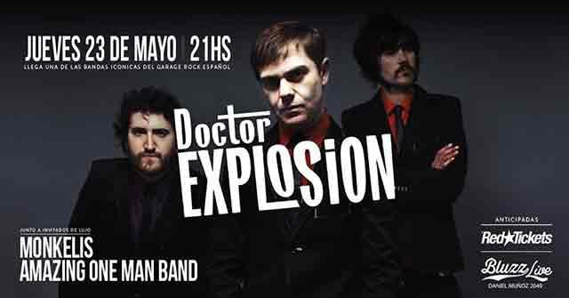 Doctor Explosión