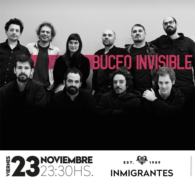 Buceo Invisible