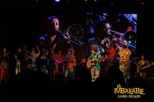 La Imbailable Orquesta
