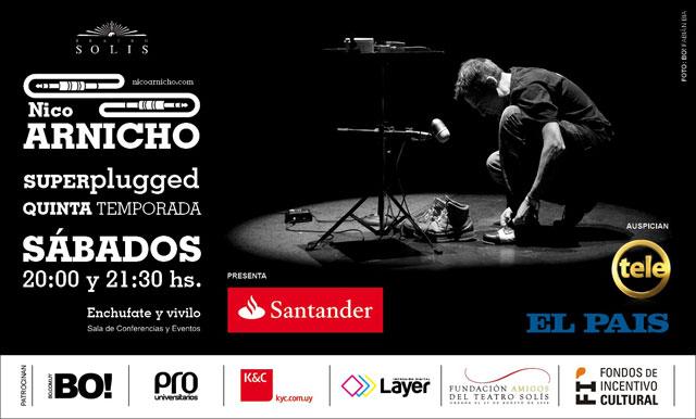 Nico Arnicho Superplugged