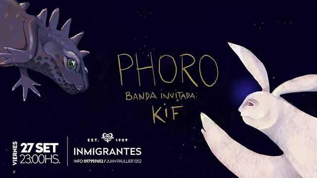 PHORO & Las Nieblas