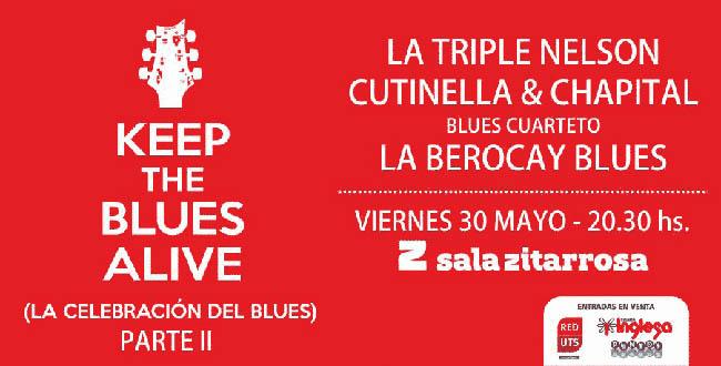 Keep The Blues Alive - Parte II