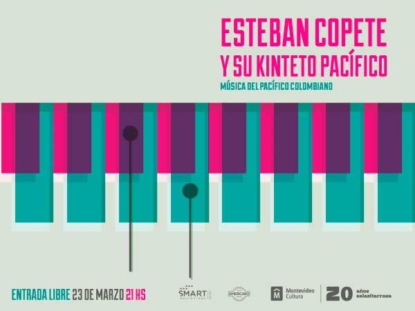 Esteban Copete y  Kinteto Pacífico