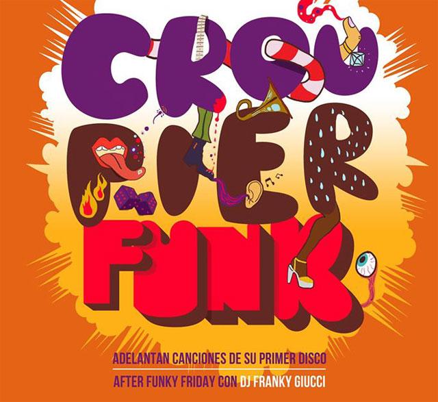 Croupier Funk