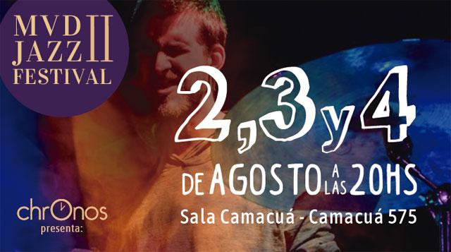 MVD Jazz Festival II