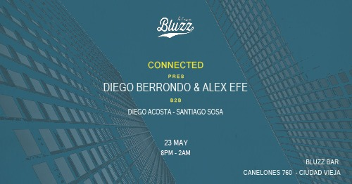 Connected - Alex Efe & Diego Berrondo