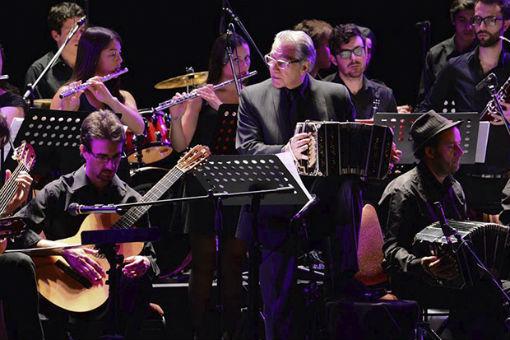 Fundación Cienarte Presenta Tango Total 100 años después