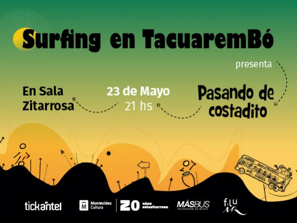 Surfing en Tacuarembó