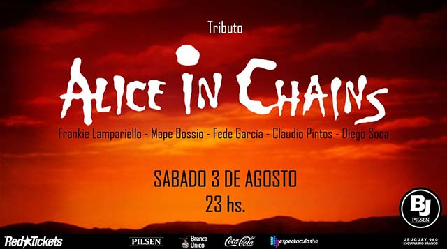 Tributo a Alice in chains