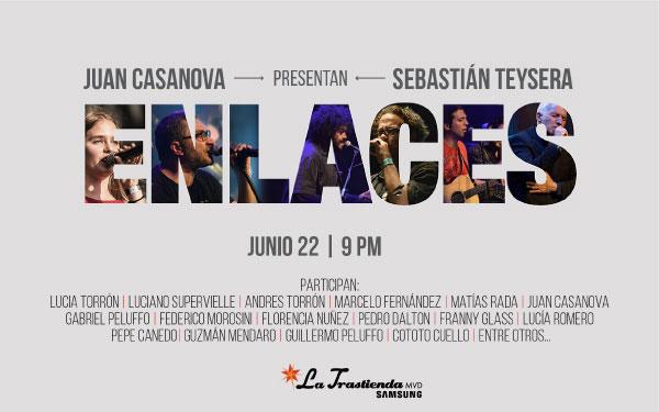 Juan Casanova y Sebastián Teysera
