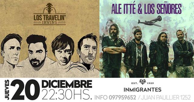 Ale Itté & Los Señores y Los Travelin