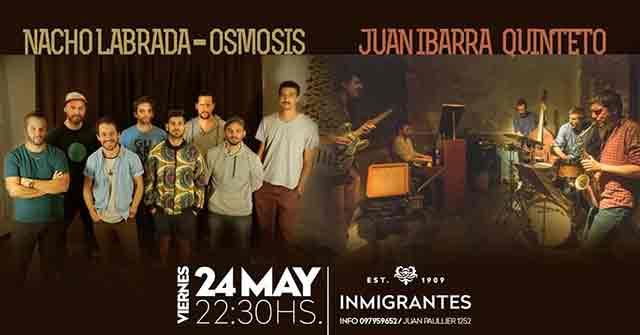 Nacho Labrada /Ósmosis/ - Juan Ibarra Quinteto