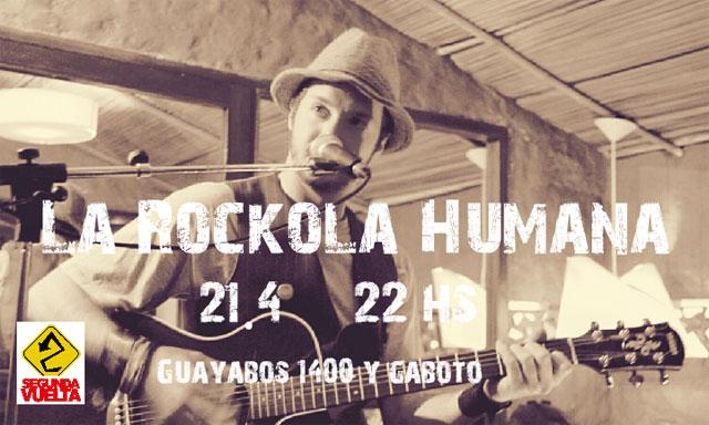 La Rockola Humana