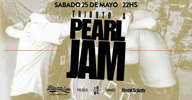 Tributo a Pearl Jam