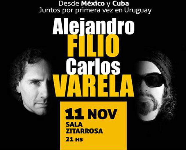 Alejandro Filio & Carlos Varela