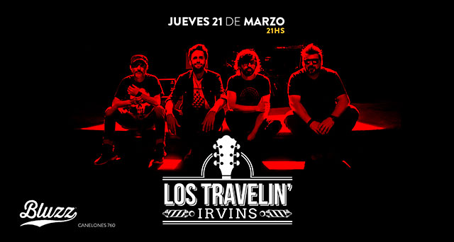 Los Travelin´ Irvins