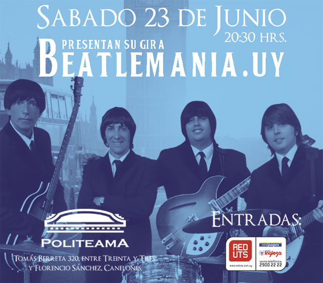 The Beatales (Banda Tributo)