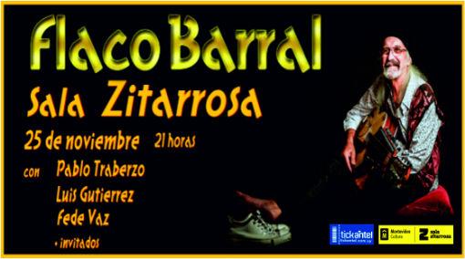Flaco Barral
