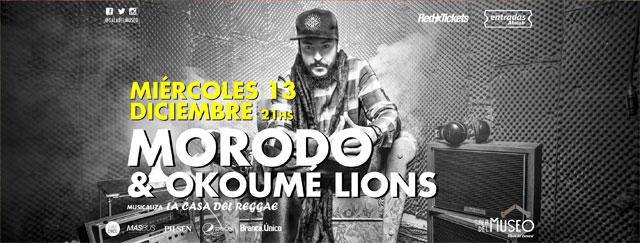 Morodo & Okoume Lions