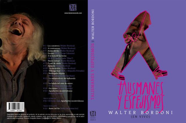 La balada del siete de Marzo, de Walter Bordoni